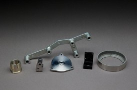 These parts are examples of our milling and turning capabilities.