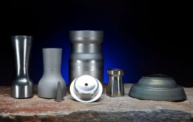 Metal spinning can be done to various shapes and from various material types